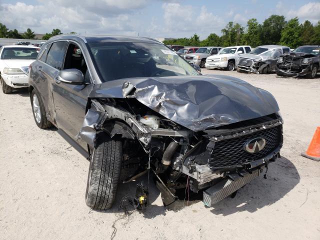 Infiniti Vehiculos salvage en venta: 2020 Infiniti QX50 Pure