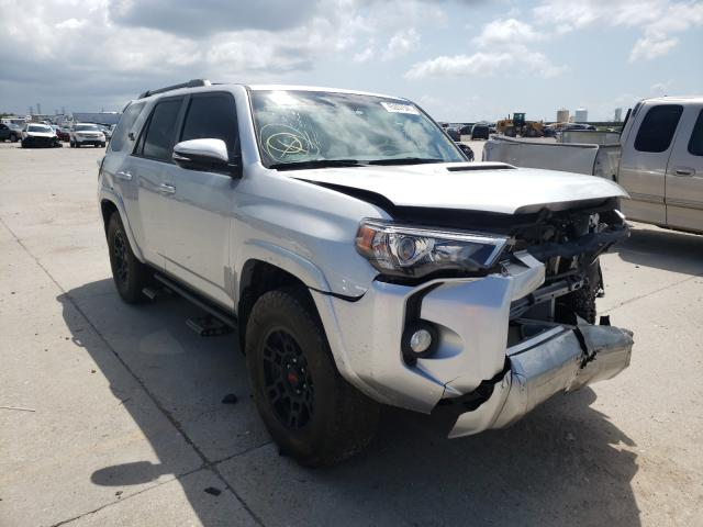 Salvage cars for sale from Copart New Orleans, LA: 2019 Toyota 4runner SR