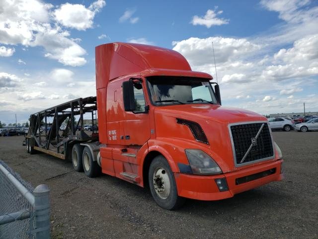 Volvo salvage cars for sale: 2008 Volvo VN VNL