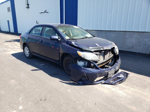 Salvage cars for sale from Copart Moncton, NB: 2013 Toyota Corolla BA
