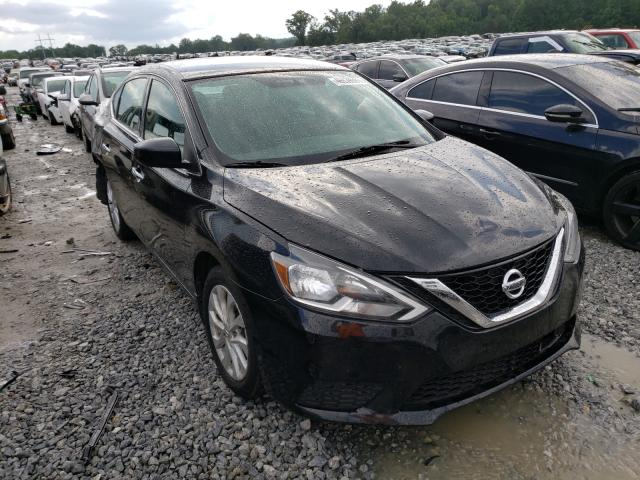 Salvage cars for sale from Copart Loganville, GA: 2018 Nissan Sentra S