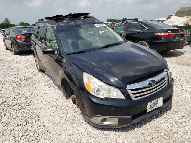 Salvage cars for sale from Copart Prairie Grove, AR: 2010 Subaru Outback 2