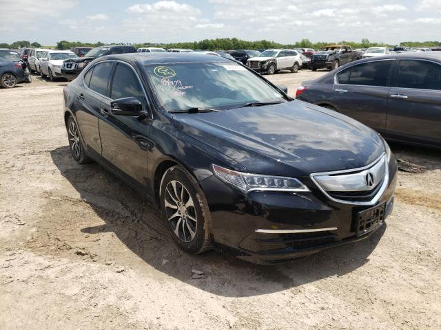 Acura TLX salvage cars for sale: 2015 Acura TLX