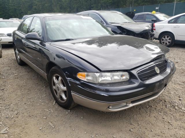 Vehiculos salvage en venta de Copart Graham, WA: 2001 Buick Regal GS