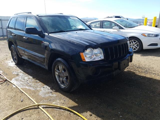 Salvage cars for sale from Copart Helena, MT: 2005 Jeep Grand Cherokee