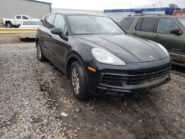 Porsche Cayenne salvage cars for sale: 2020 Porsche Cayenne
