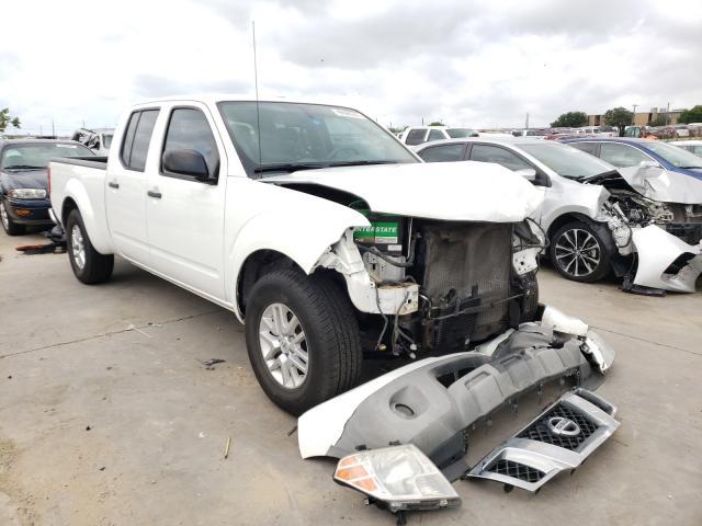 Vehiculos salvage en venta de Copart Grand Prairie, TX: 2014 Nissan Frontier S