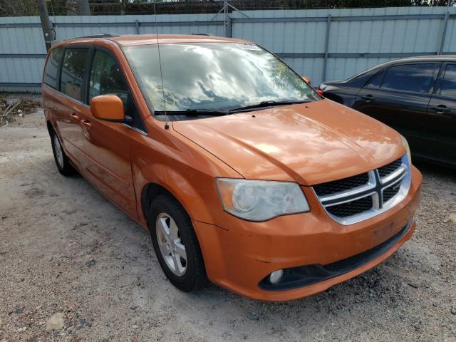 Salvage cars for sale from Copart Corpus Christi, TX: 2011 Dodge Grand Caravan