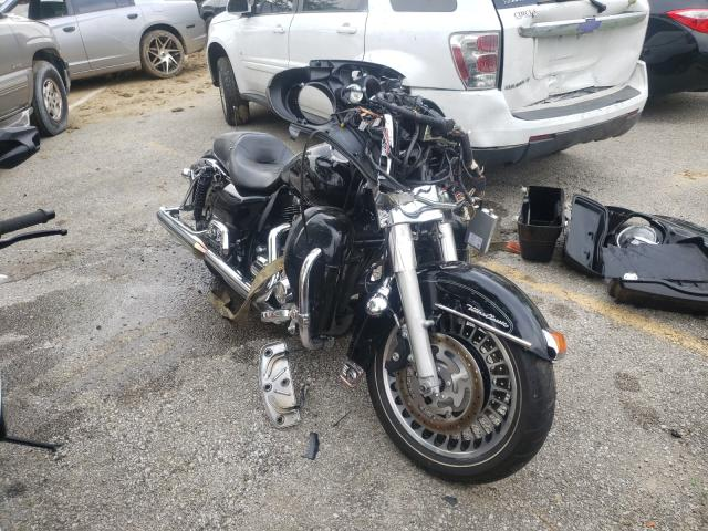 Salvage cars for sale from Copart Louisville, KY: 2009 Harley-Davidson Flhtcu