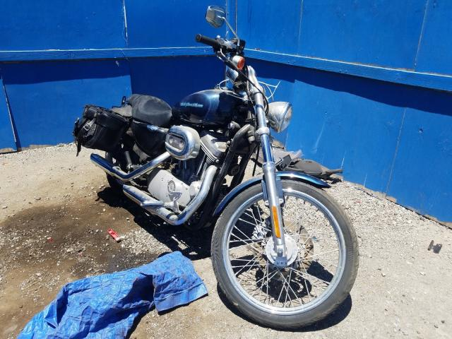 Harley-Davidson Vehiculos salvage en venta: 2004 Harley-Davidson XL883 C