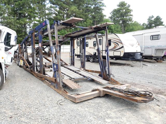 Cottrell salvage cars for sale: 2008 Cottrell Car Hauler