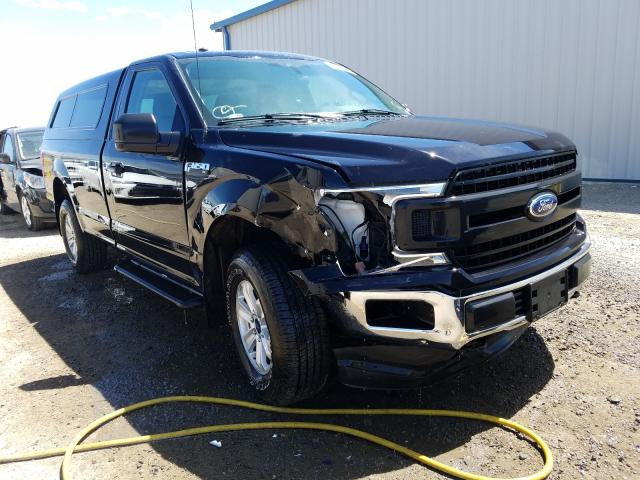 Salvage cars for sale from Copart Helena, MT: 2019 Ford F150