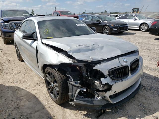 BMW Vehiculos salvage en venta: 2016 BMW M235I