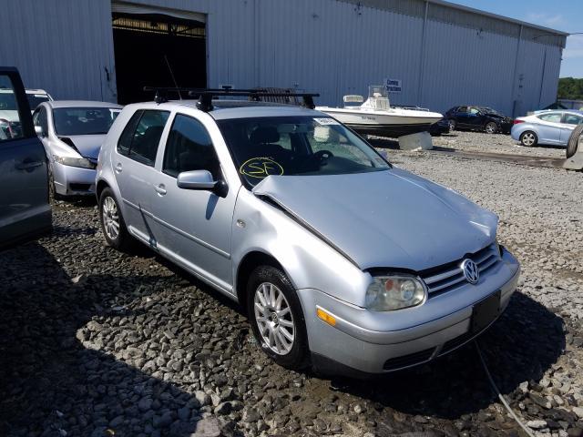 Salvage cars for sale from Copart Windsor, NJ: 2004 Volkswagen Golf GLS
