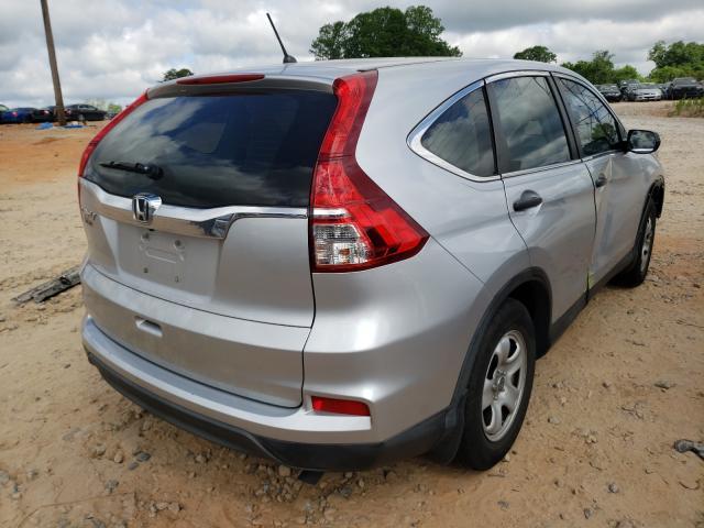 2016 HONDA CR-V LX 2HKRM3H38GH555528