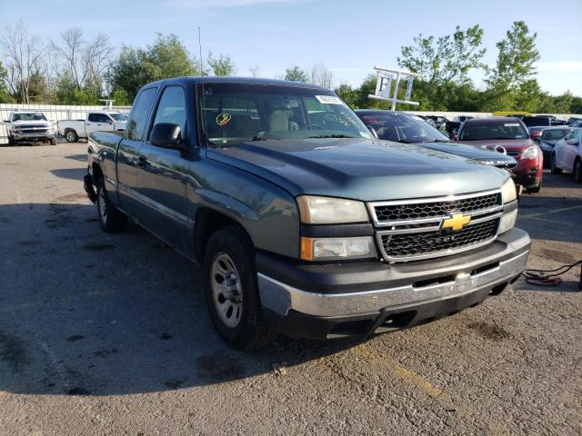 Salvage cars for sale from Copart Angola, NY: 2007 Chevrolet Silverado