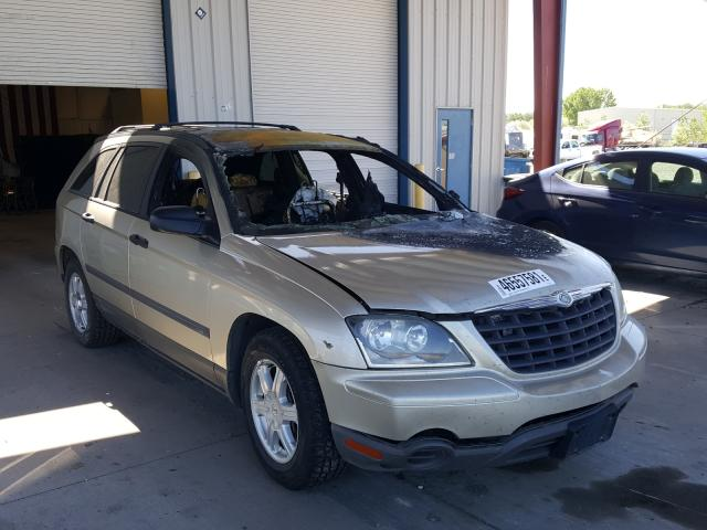 Salvage 2005 CHRYSLER PACIFICA - Small image. Lot 46557581