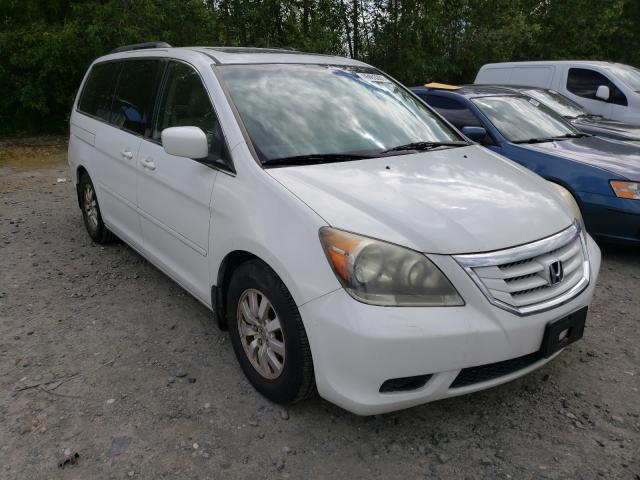 Salvage cars for sale from Copart Arlington, WA: 2008 Honda Odyssey EX