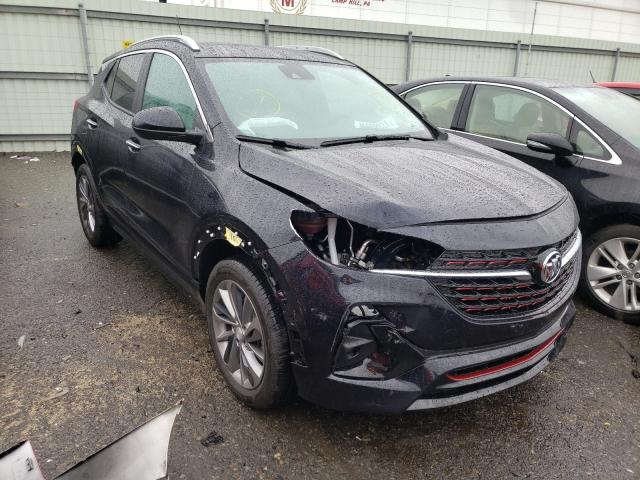 Salvage cars for sale from Copart Pennsburg, PA: 2021 Buick Encore GX