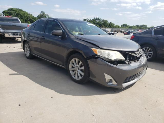 2012 TOYOTA CAMRY BASE 4T4BF1FKXCR270907