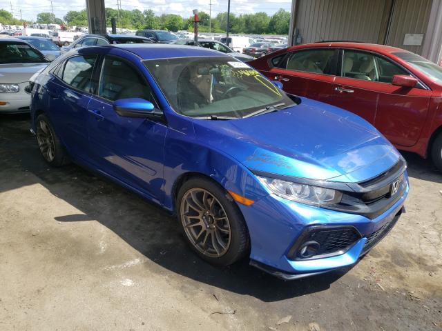 2018 Honda Civic Sport en venta en Fort Wayne, IN