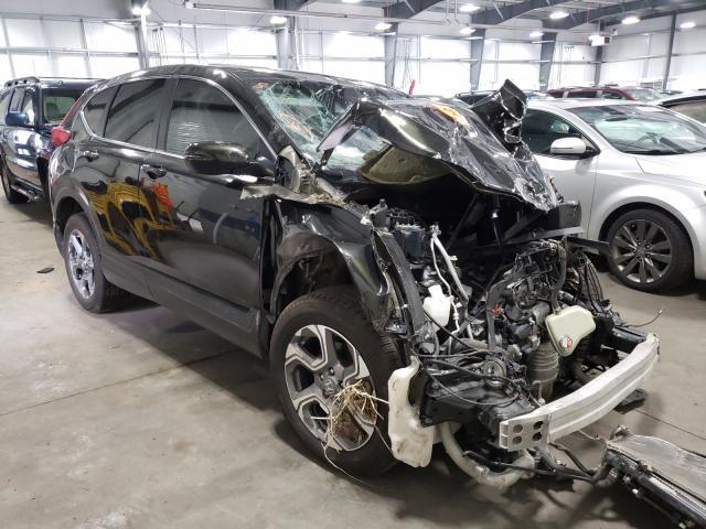 Honda CRV salvage cars for sale: 2017 Honda CRV