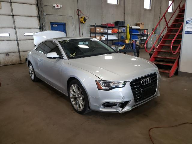 Audi A5 salvage cars for sale: 2014 Audi A5
