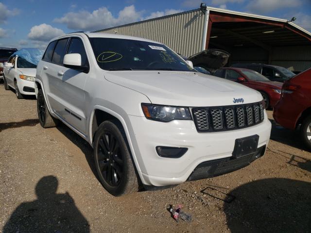 2017 Jeep Grand Cherokee en venta en Houston, TX