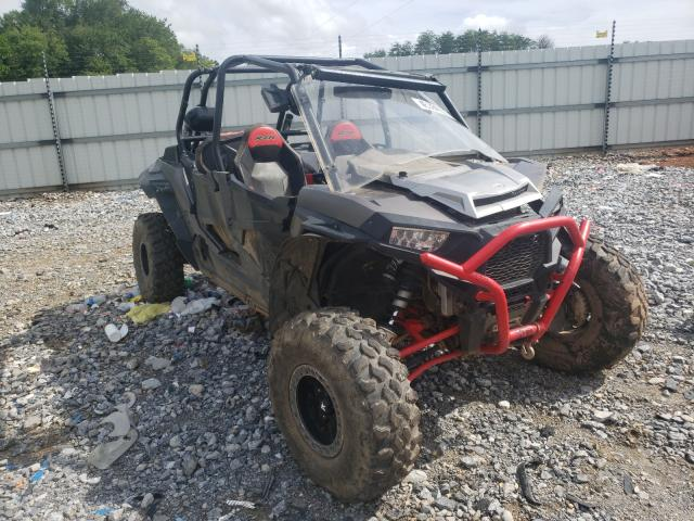 Salvage cars for sale from Copart Cartersville, GA: 2016 Polaris RZR XP 4 T