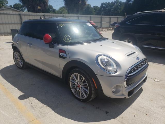 Salvage cars for sale from Copart Punta Gorda, FL: 2017 Mini Cooper S