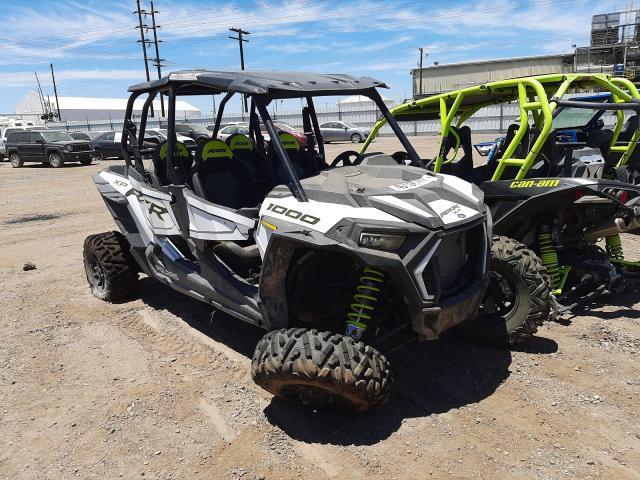 Salvage cars for sale from Copart Phoenix, AZ: 2021 Polaris RZR XP 4 1