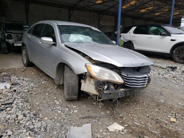 Chrysler Vehiculos salvage en venta: 2012 Chrysler 200 LX