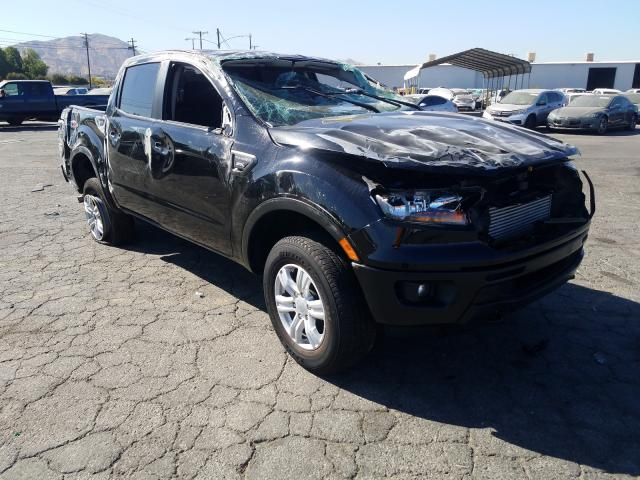 Salvage cars for sale from Copart Colton, CA: 2020 Ford Ranger XL