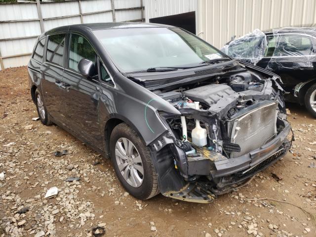 2016 Honda Odyssey SE for sale in Gainesville, GA