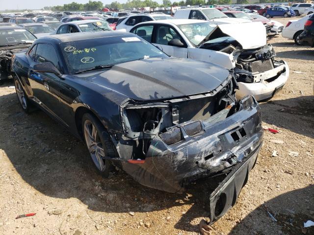 Vehiculos salvage en venta de Copart Bridgeton, MO: 2012 Chevrolet Camaro LT
