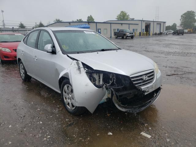 Salvage cars for sale from Copart Finksburg, MD: 2007 Hyundai Elantra GL