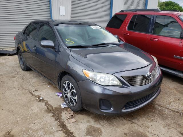Salvage cars for sale at Memphis, TN auction: 2011 Toyota Corolla BA
