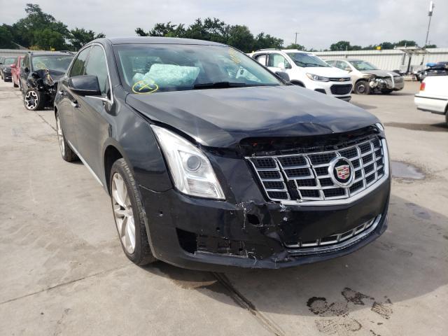 Vehiculos salvage en venta de Copart Wilmer, TX: 2013 Cadillac XTS Luxury
