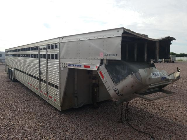 EBY salvage cars for sale: 2015 EBY Livestock