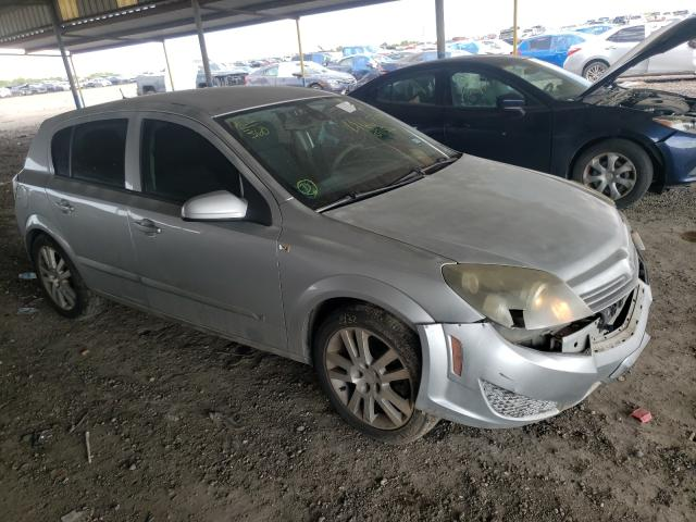 Saturn salvage cars for sale: 2008 Saturn Astra XE