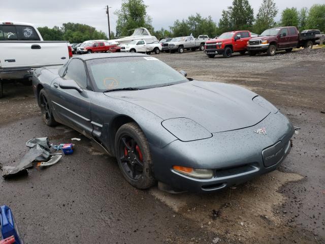 Chevrolet Corvette salvage cars for sale: 2003 Chevrolet Corvette