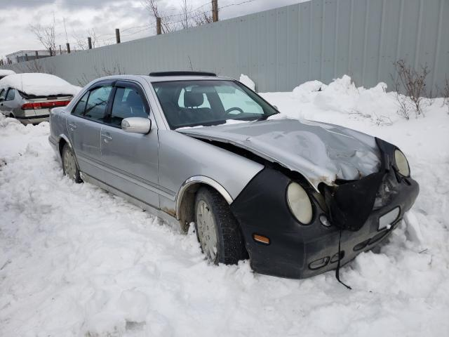 Vehiculos salvage en venta de Copart Rocky View County, AB: 2000 Mercedes-Benz E 320 4matic