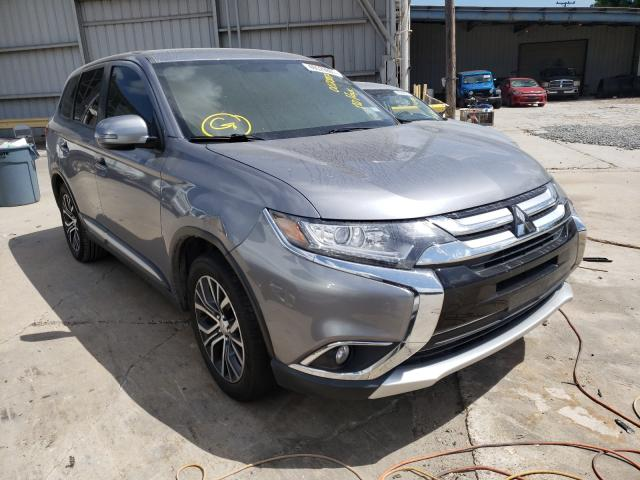Salvage cars for sale from Copart Corpus Christi, TX: 2018 Mitsubishi Outlander