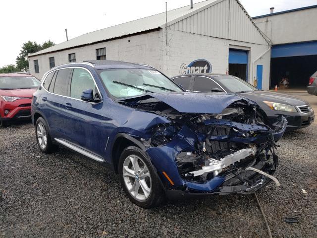 BMW Vehiculos salvage en venta: 2020 BMW X3 XDRIVE3