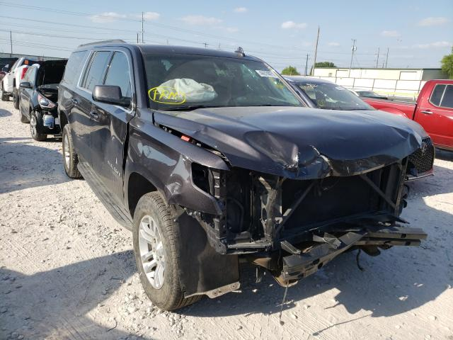 Salvage cars for sale from Copart Haslet, TX: 2018 Chevrolet Suburban C