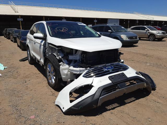 2020 Ford Edge Titanium en venta en Phoenix, AZ