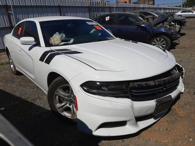 Vehiculos salvage en venta de Copart Fresno, CA: 2016 Dodge Charger SE