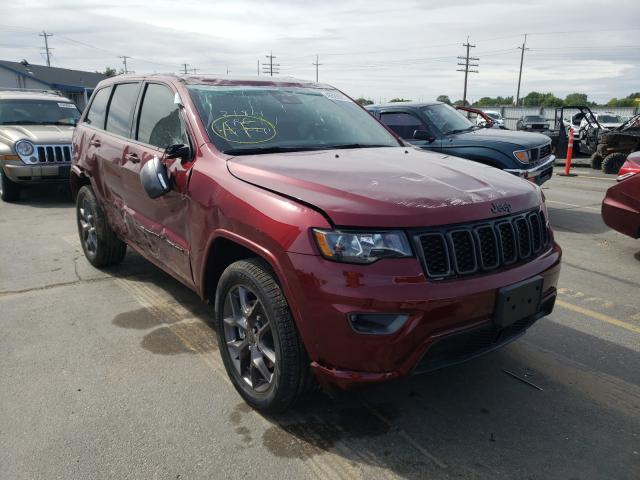 2021 Jeep Grand Cherokee for sale in Nampa, ID