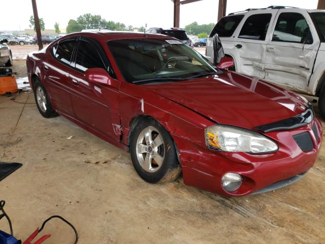 Pontiac Vehiculos salvage en venta: 2005 Pontiac Grand Prix