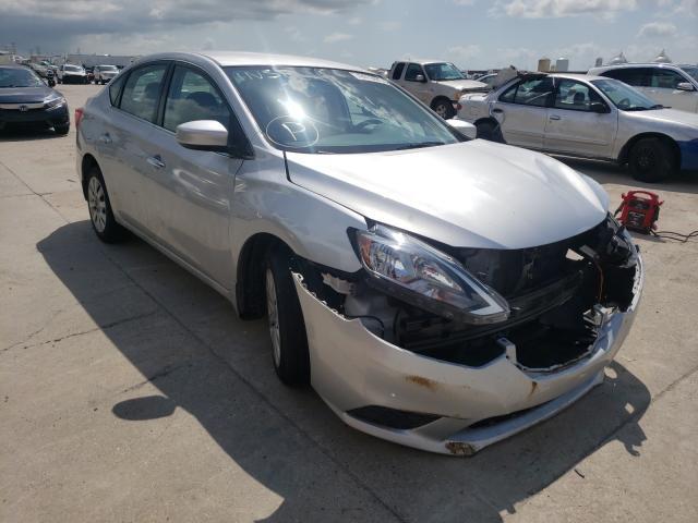 Vehiculos salvage en venta de Copart New Orleans, LA: 2016 Nissan Sentra S